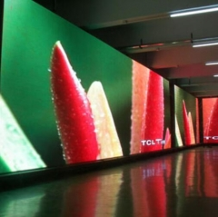 indoor full color fixed led display P4